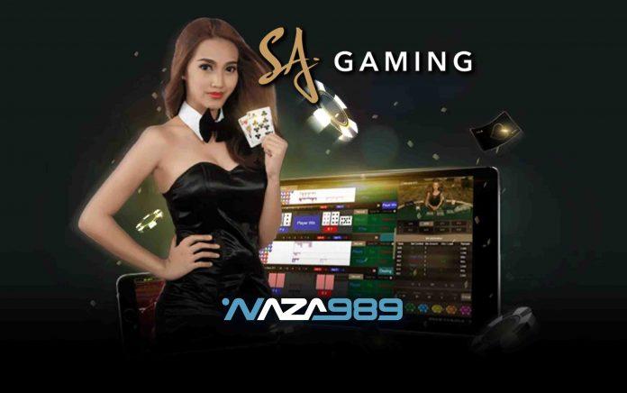 naza989 SA Casino เกมส์ดี เกมส์ทำเงิน